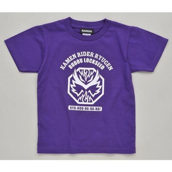 仮面ライダー鎧武 アメカジ風Tシャツ 仮面ライダー龍玄 こども用