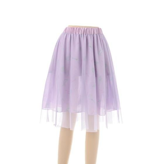 Honey Bunchコラボ セーラームーン変身アイテムプリントスカート