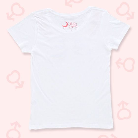 美少女戦士セーラームーン なりきりセーラーTシャツ(セーラーマーズ柄)