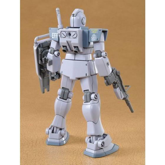 HGUC 1/144 ジム&ガンキャノン量産型(ホワイト・ディンゴ隊仕様)【再販】