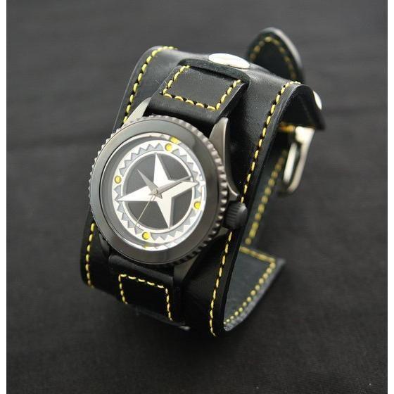 人造人間キカイダー x haraKIRI Collaboration Wristwatch ハカイダーMODEL