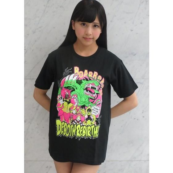 K-Suke Design Tee 獣電戦隊キョウリュウジャー デーボス軍アメコミ風デザインTシャツ