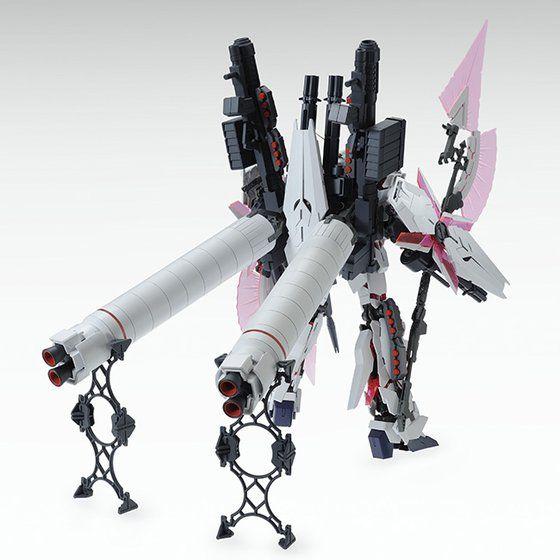 MG 1/100 フルアーマー・ユニコーンガンダム(レッドカラーVer.)