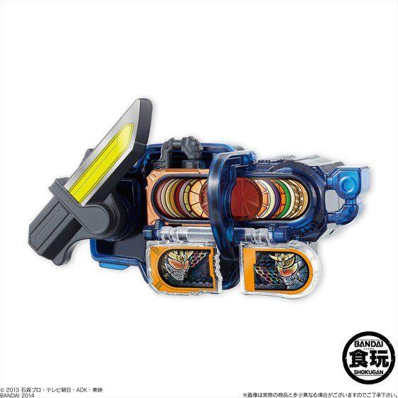 仮面ライダー鎧武 極ウェポンズ(10個入)