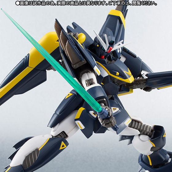 ROBOT魂 〈SIDE MS〉 ガンダムF91 (ハリソン・マディン機) スカルハートVer.