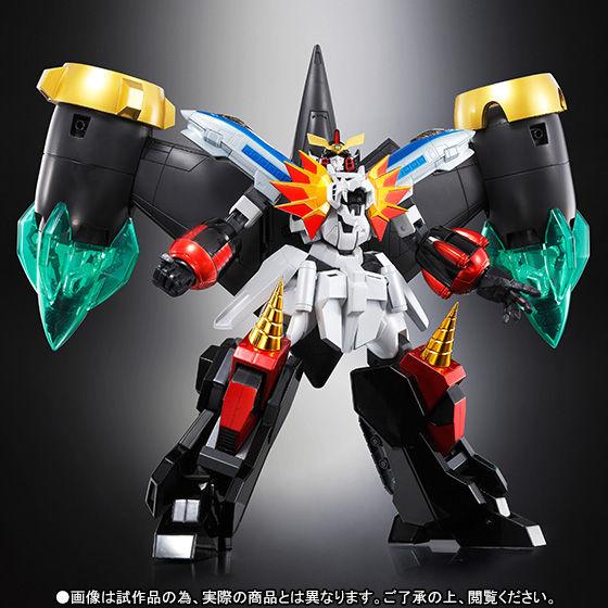 スーパーロボット超合金 レプリガオガイガー&勝利の鍵セット5
