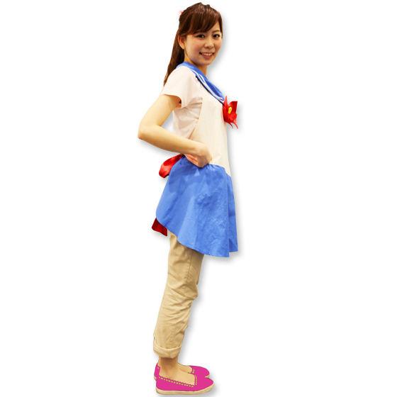 美少女戦士セーラームーン なりきりセーラーエプロン セーラームーンVer.
