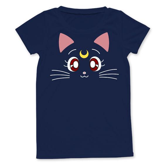 美少女戦士セーラームーン×SPINNS ビックフェイスTシャツ