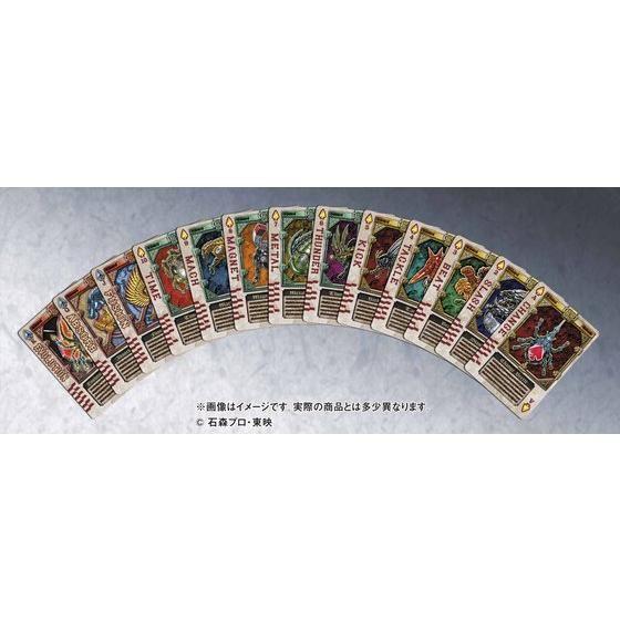 仮面ライダー剣(ブレイド) ラウズカードアーカイブス 10thアニバーサリーエディション【2014年10月発送分】