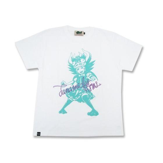 タナミクラスhtmlコラボTシャツ