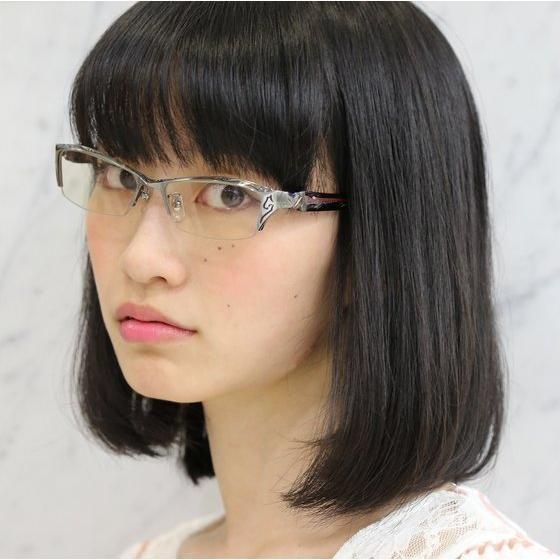 『牙狼〈GARO〉』デザインサングラス 銀牙騎士・絶狼 ZERO design sunglasses メタリックカラーVer.