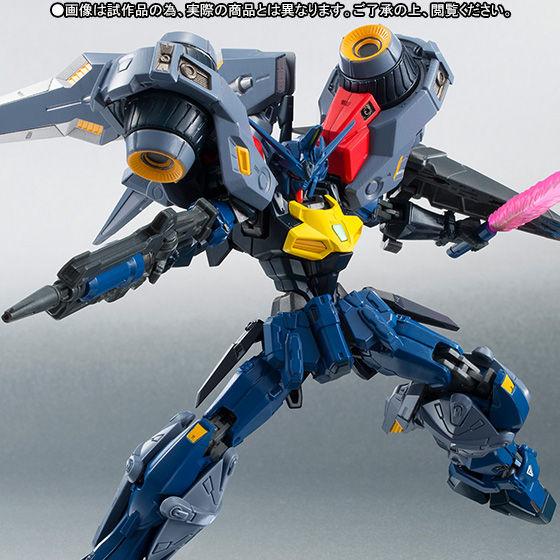 ROBOT魂 〈SIDE MS〉 ガンダムジェミナス02+高機動型ユニット