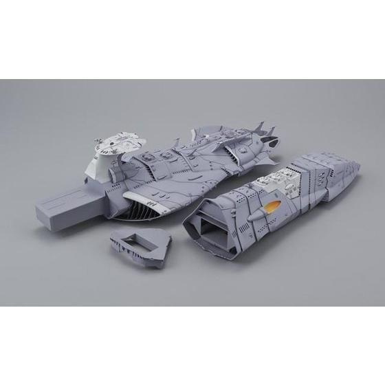 1/1000 大ガミラス帝国軍 ゼルグート級一等航宙戦闘艦(ドメラーズIII世)