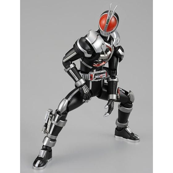 【仮面ライダー555】 Figure-rise 6 仮面ライダーファイズ アクセルフォーム