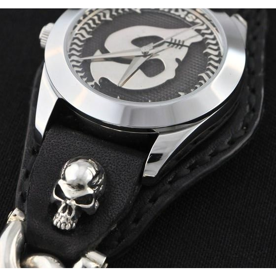 仮面ライダースカル x haraKIRI Collaboration Wristwatch HIGH-END MODEL