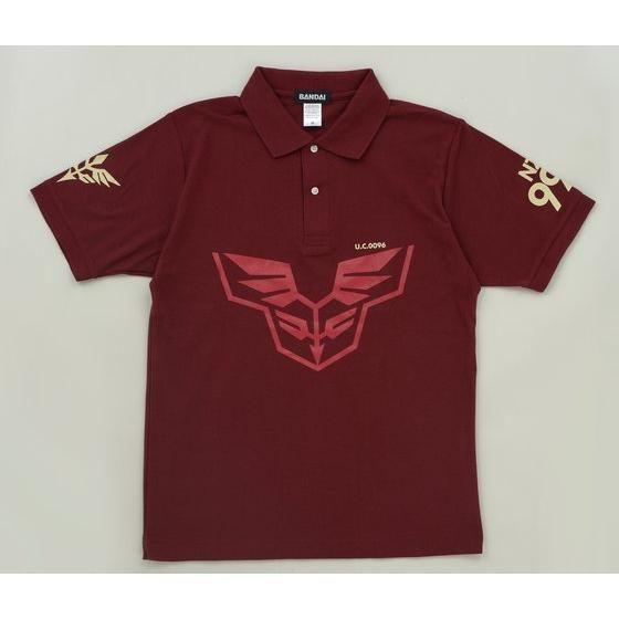 機動戦士ガンダムUC  ポロシャツ