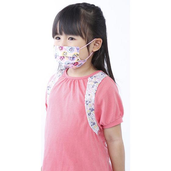 こども不織布カラーマスク ハピネスチャージプリキュア!
