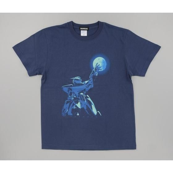 ターンAガンダム Tシャツ 月光柄