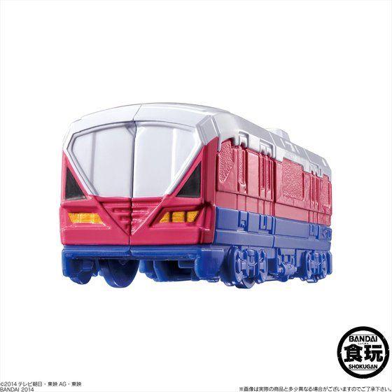 SGトッキュウレッシャー5(10個入)
