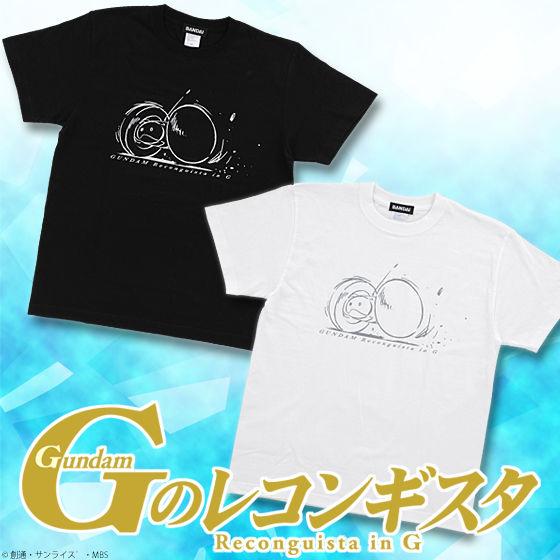 Gのレコンギスタ ノベル柄 Tシャツ