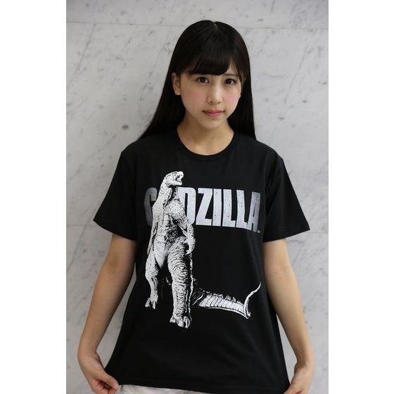 ハリウッド版 『GODZILLA』 Tシャツ ゴジライラスト柄