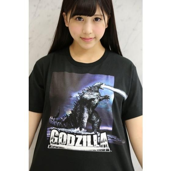 ハリウッド版 『GODZILLA』 Tシャツ ゴジラ光線柄