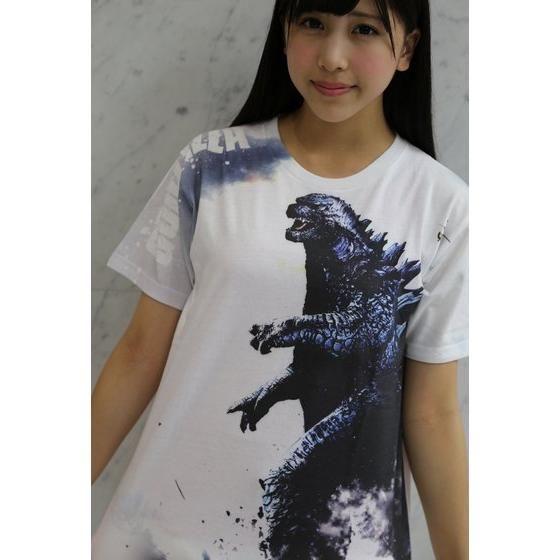 ハリウッド版 『GODZILLA』 ゴジラ フルプリントTシャツ
