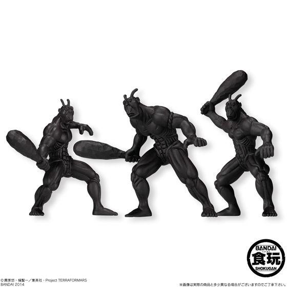 テラフォーマーズ スワームフィギュア(3個×12セット入り)