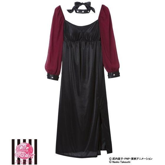 セーラームーンなりきりドレス ブラックレディ