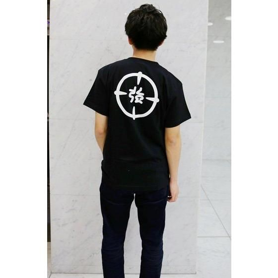 ワールドトリガー Tシャツ 遊真 印柄