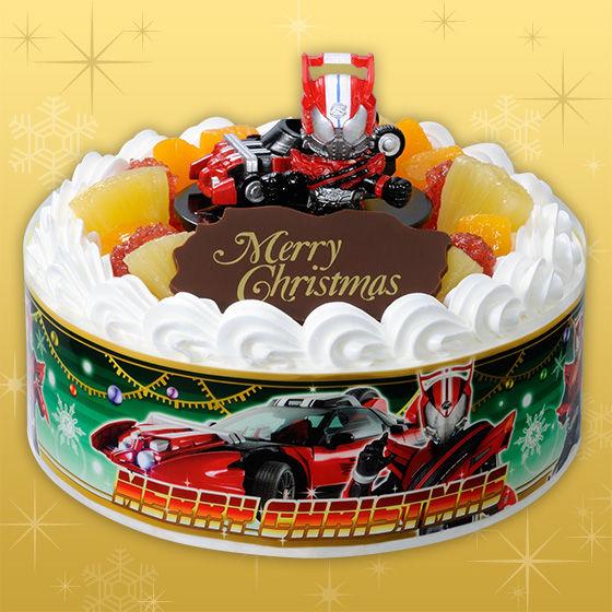 キャラデコクリスマス 仮面ライダードライブ (5号サイズ)