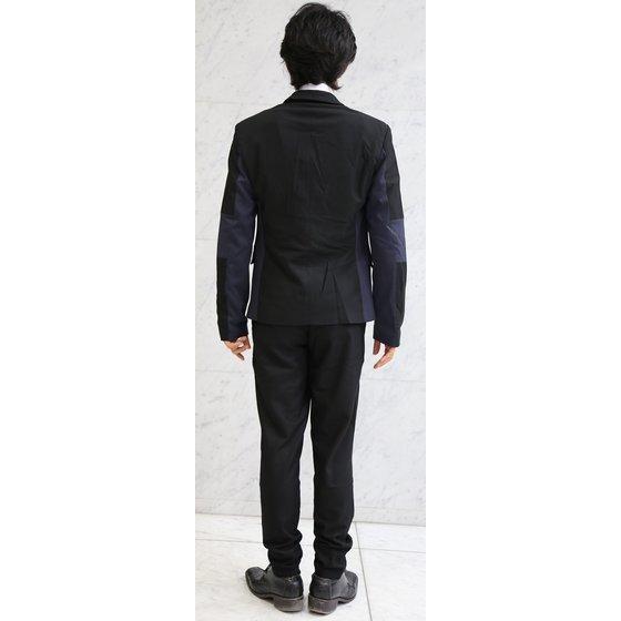 仮面ライダードライブ 泊進ノ介 パンツ(ブラック)