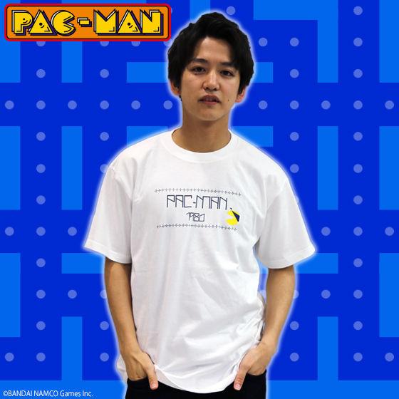 パックマン Tシャツ 1980