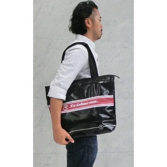 仮面ライダードライブ トライドロンデザイン トートバッグ(合皮)