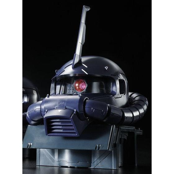 1/35 MS-06R-1A ザクヘッド(黒い三連星カラーVer.)