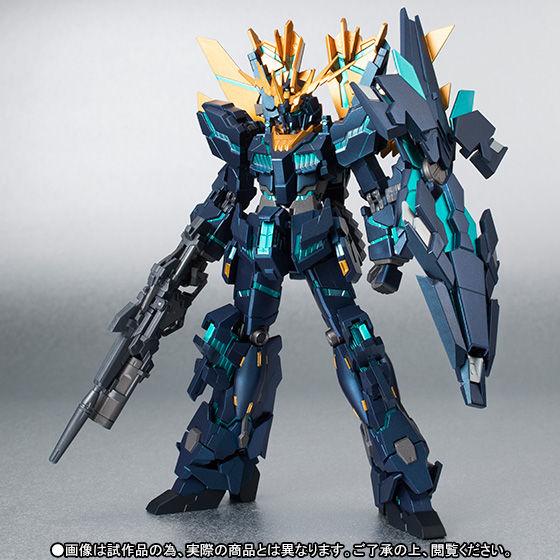【抽選販売】ROBOT魂 〈SIDE MS〉 バンシィ・ノルン(最終決戦Ver.)