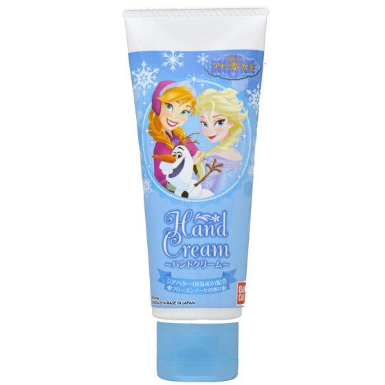 『アナと雪の女王』 ハンドクリーム