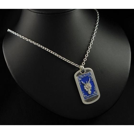�����m���� LEGEND of SANCTUARY x haraKIRI Collaboration Silver925 DOG TAG�@�������f��