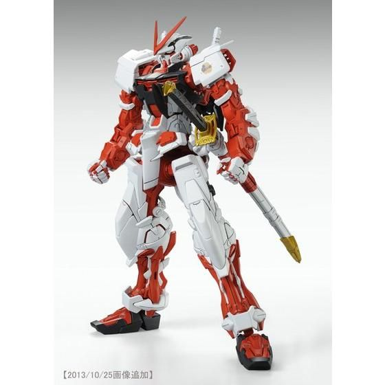 MG 1/100 ガンダムアストレイ レッドフレーム 【再販】【2次:2014年12月発送】