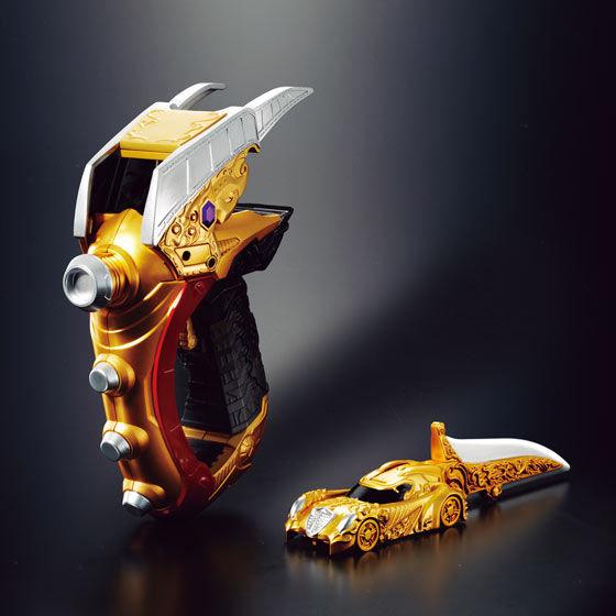 怪盗短剣 DXルパンガンナー&ルパンブレードバイラルコア