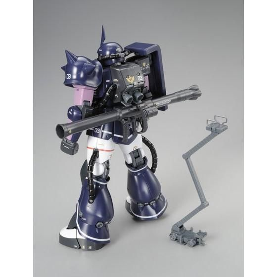 MG 1/100 MS-06S 黒い三連星ザクVer.2.0 【再販】【2次:2015年1月発送】