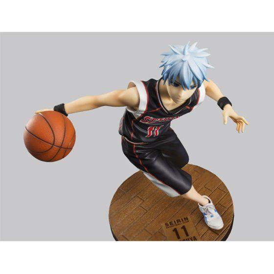 黒子のバスケフィギュアシリーズ 黒子テツヤ 黒ユニフォームver.