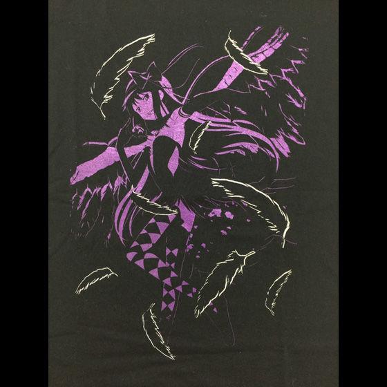 劇場版 魔法少女まどか☆マギカ 叛逆の物語 Tシャツ 悪魔ほむら