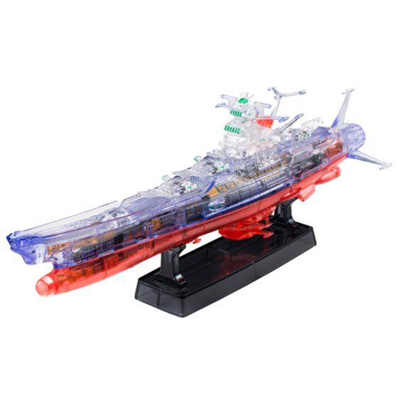 COSMO FLEET-SP 宇宙戦艦ヤマト2199ワープメカニックモデルVer.