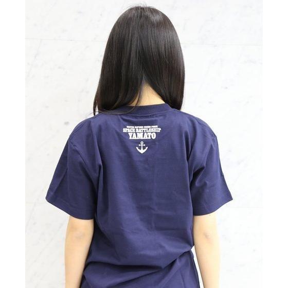 宇宙戦艦ヤマト2199 Tシャツ 2199柄