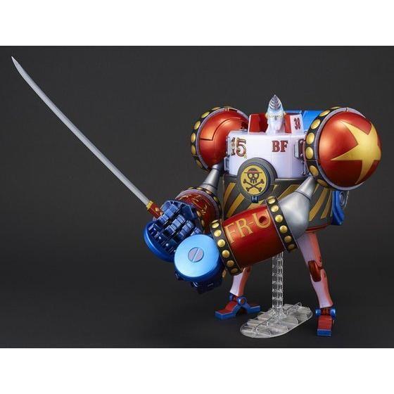 フランキー将軍 TVアニメ15周年記念メタリックVer. 【2次:2015年1月発送】