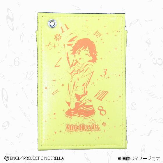 アイドルマスター シンデレラガールズ パスケース(卯月、凛、未央)