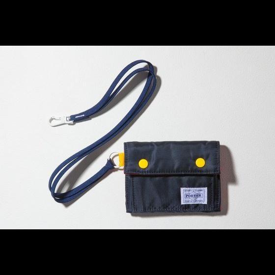 STRICT-G PORTER コード付き横型ウォレット 連邦軍ver.