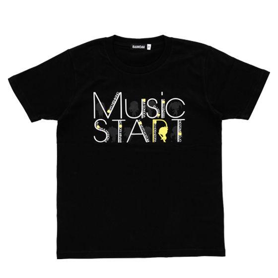 ラブライブMUSIC START Tシャツ
