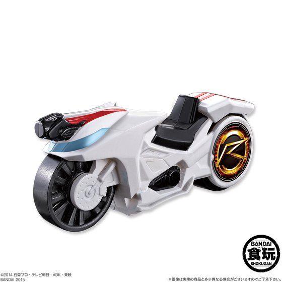 仮面ライダードライブ SGシフトカー4(8個入)